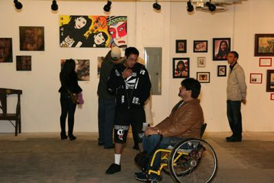 Asian Art Show, now accessible to all.