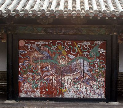 Confucius Qilin or Kirin