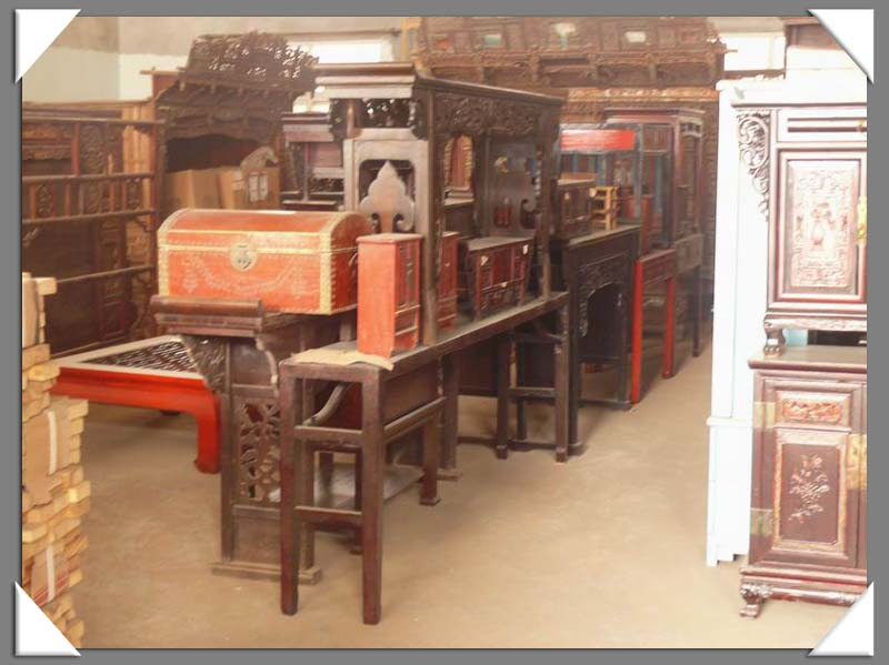 Row and row chinese antique furniture display for sell - Row And Row Chinese Antique Furniture Display For Sell - Asian Art Forum