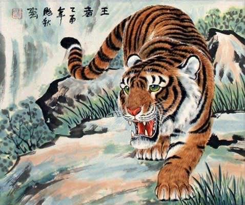 华南虎: 07年最有特色的中国童话